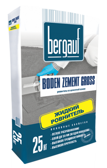 Boden-Zement-Gross-